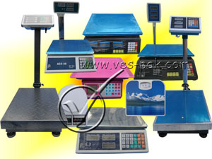 электронные весы, весы товарные, весы торговые