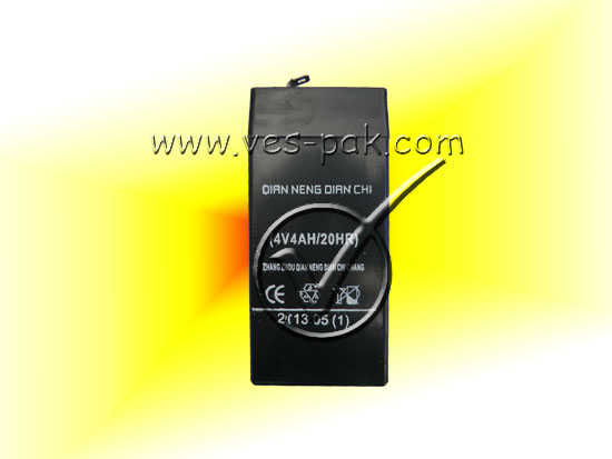 Аккумулятор (4V4.0Ah/20HR)