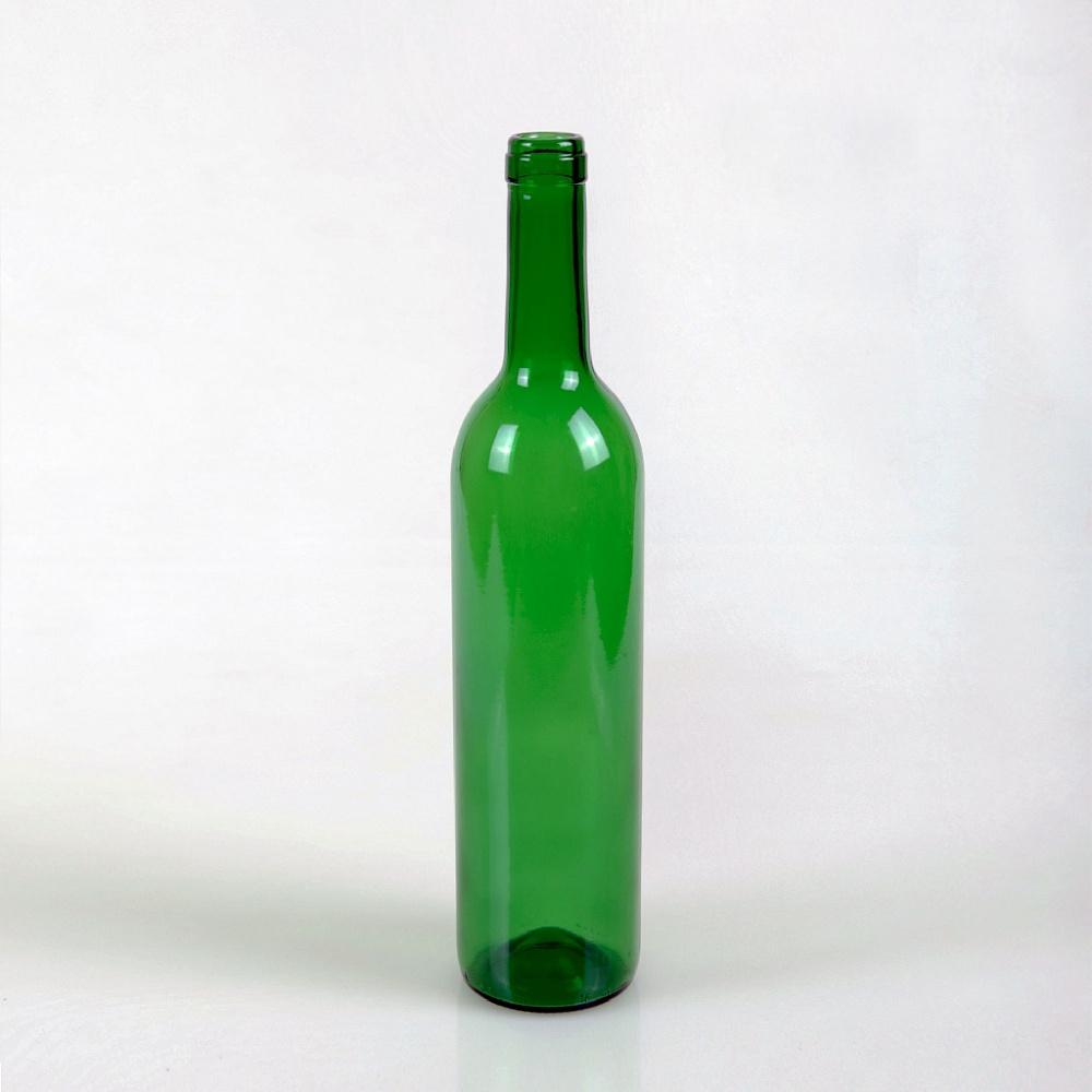 Бутылка 0,700 Бордо зеленая