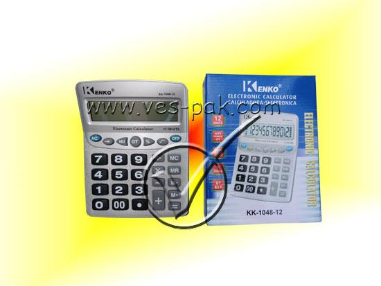 Калькулятор большой 1048-магазин ВЕС-ПАК опт и розница-калькулятор