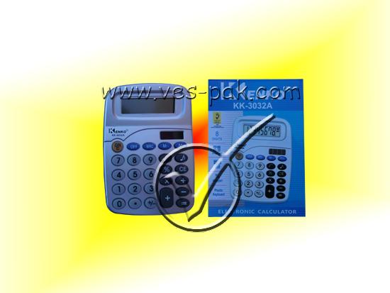 Калькулятор средний  3032 - магазин Вес-Пак весы пакеты опт и розница