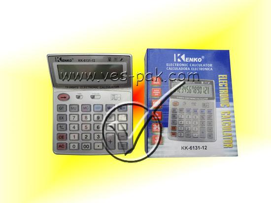 Калькулятор большой 6131 - магазин Вес-Пак весы пакеты опт и розница