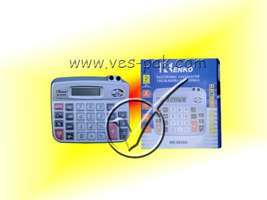 Калькулятор средний 9838-магазин ВЕС-ПАК опт и розница-калькулятор