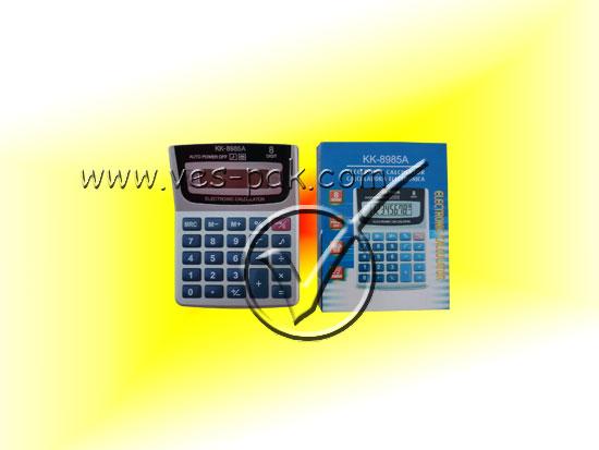 Калькулятор средний 8985-магазин ВЕС-ПАК опт и розница-калькулятор