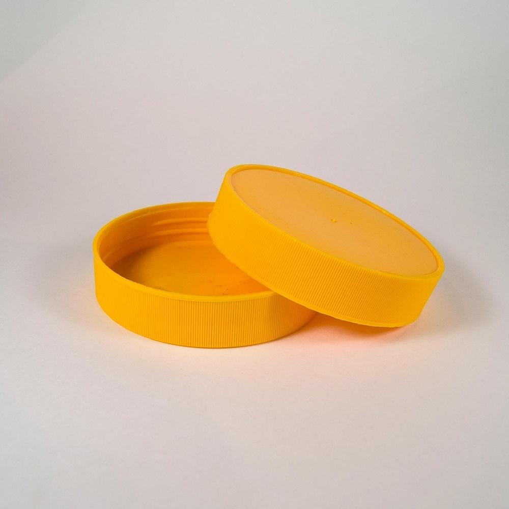 Крышка ПЭТ (82) желтая