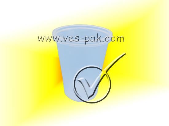 Стакан 300г(50шт) - магазин Вес-Пак весы пакеты опт и розница