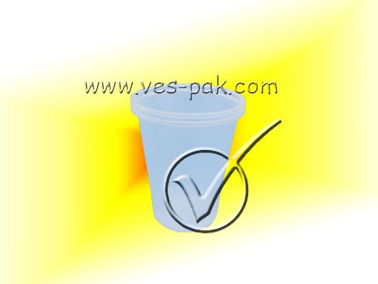 Стакан прозрачный 100мл(100шт) - магазин Вес-Пак весы пакеты опт и розница
