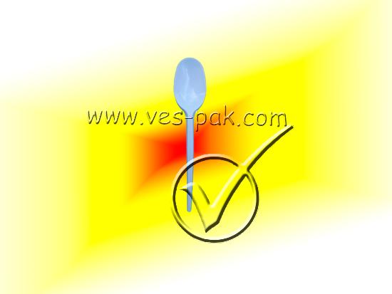 Ложка чайная (200шт) - магазин Вес-Пак весы пакеты опт и розница