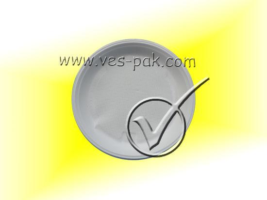 Тарелка 165мл (50шт)-магазин ВЕС-ПАК опт и розница-одноразовая посуда
