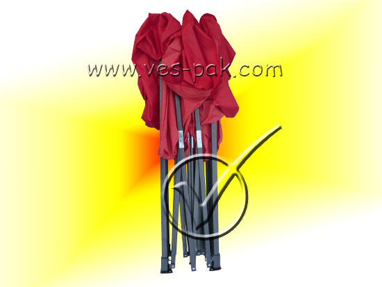Шатер 3x6 (черный каркас) - магазин Вес-Пак весы пакеты опт и розница