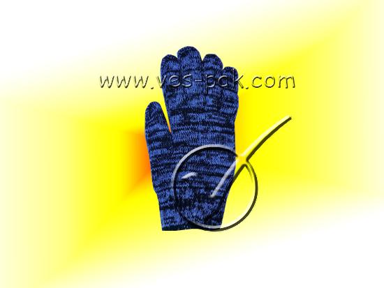Перчатки серые-магазин ВЕС-ПАК опт и розница-перчатки серые