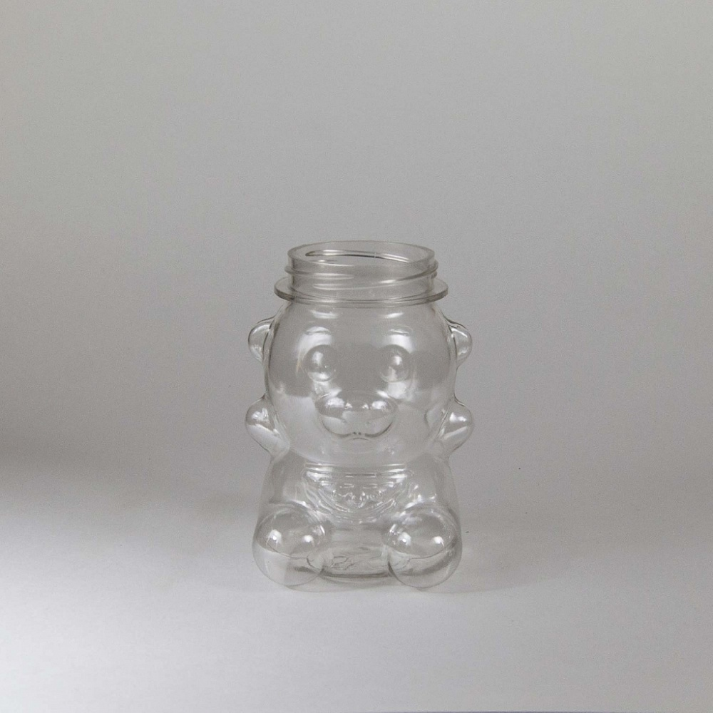 Пластик Мишка 0,100 тв (38)-магазин ВЕС-ПАК опт и розница-