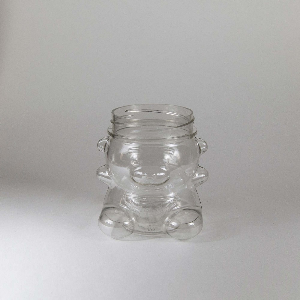 Пластик Мишка 0,200 тв (58,5)