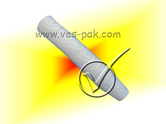 Стакан бумажный белый 175мл (50шт)