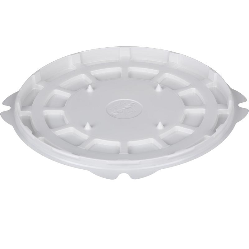 Упаковка для торта Емкость Т-218ДШ БЕЛАЯ-магазин ВЕС-ПАК опт и розница-