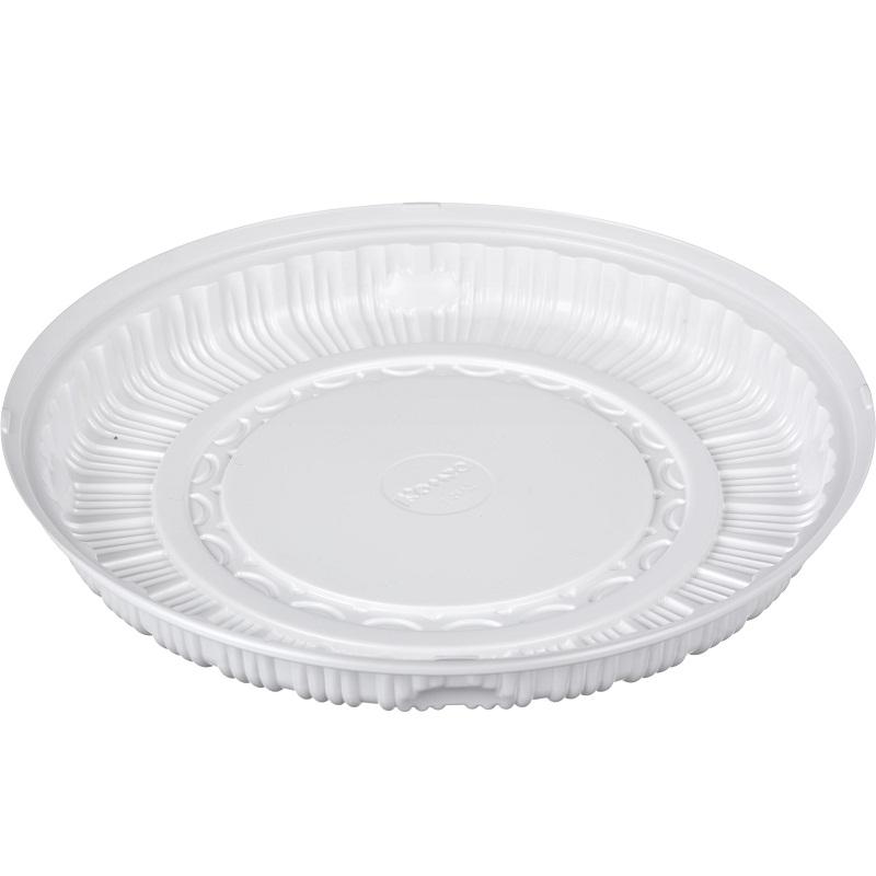 Упаковка для торта Емкость Т-265Д БЕЛАЯ