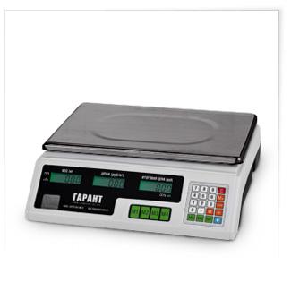 Весы торговые ВП 40 - магазин Вес-Пак весы пакеты опт и розница