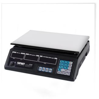 Весы торговые ВП 40У-магазин ВЕС-ПАК опт и розница-электронные весы китайские