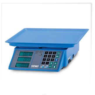 Весы торговые ВПС 35П - магазин Вес-Пак весы пакеты опт и розница