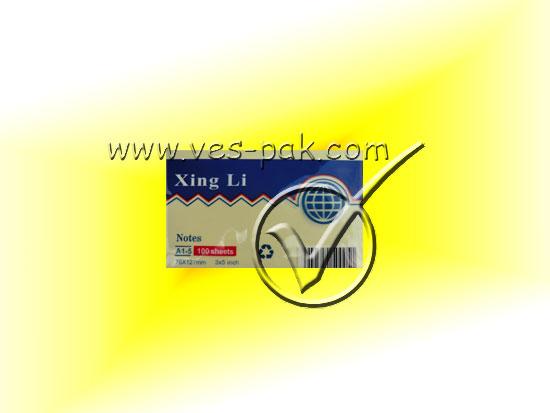 Стикер 3x5 клеющийся-магазин ВЕС-ПАК опт и розница-стикеры