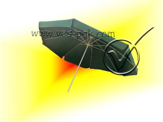 Зонт круглый d=3.5м-магазин ВЕС-ПАК опт и розница-зонты, палатки, шатры